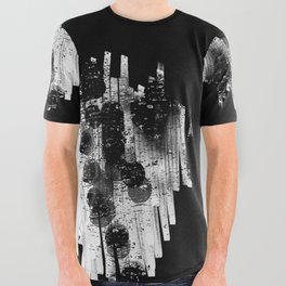 foolsgold All Over Graphic Tee