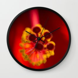 Planting Kindness To Harvest Love Wall Clock