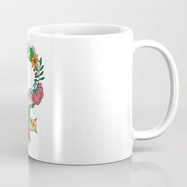 Feminist flower in color Coffee Mug
