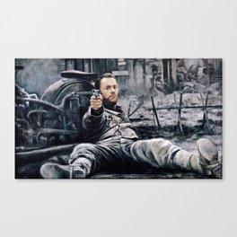 Earn This Canvas Print