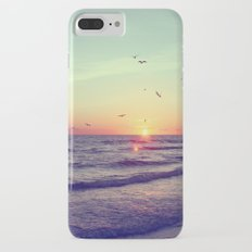 Siesta Key Sunset iPhone 7 Plus Slim Case