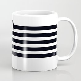 (Very) Long Dog Coffee Mug