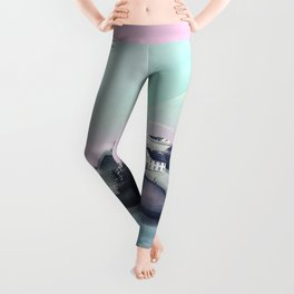 Alpine Island Leggings