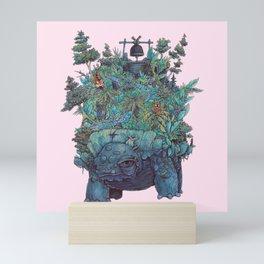 Living Jungle Mini Art Print