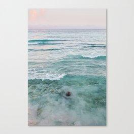 Barbados Sunset Canvas Print