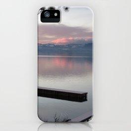 Pier iPhone Case
