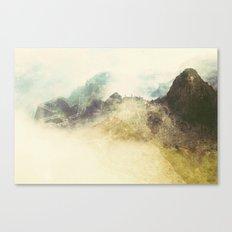 Bolivia/Peru Collaboration with Matt Shelley (Part two)  Canvas Print