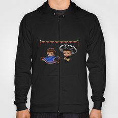Mexican Chibis Hoody