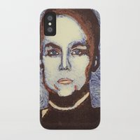 ripley iPhone & iPod Cases featuring Ellen Ripley- Alien by Evanne Deatherage