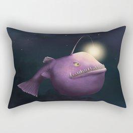 Be the Light Rectangular Pillow
