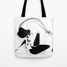 Jimmy - Emilie Record Tote Bag