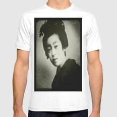 Little China Girl 2 Mens Fitted Tee White MEDIUM