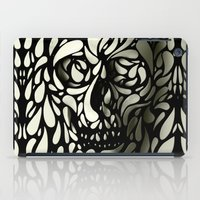 anna iPad Cases featuring Skull by Ali GULEC