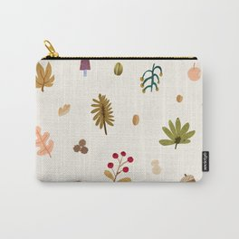 Abstraction_Woodland_Exploration_01 Carry-All Pouch