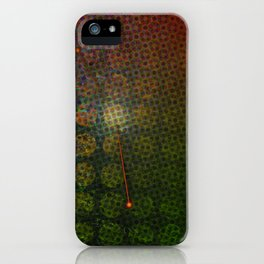 Moiré, No. 15 iPhone Case