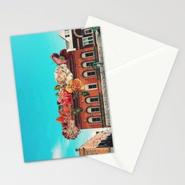 here lies forgotten times Stationery Cards