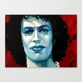 Frank'n'Furter Canvas Print