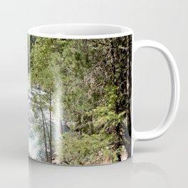 Camping, Hiking, and Kayaking on Vallecito Creek Coffee Mug
