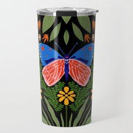 Butterfly in The Garden 03 Travel Mug