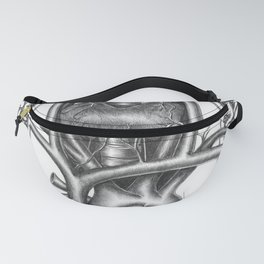 Now that he recognized himself as a dead man it became important to stay alive as long as possible. Fanny Pack