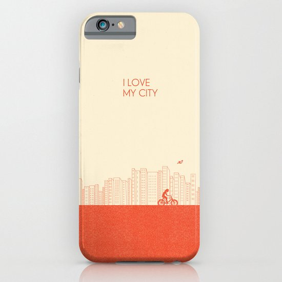 I love my City iPhone & iPod Case