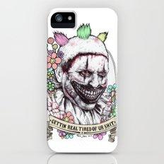 xoxo Twisty (color) Slim Case iPhone (5, 5s)