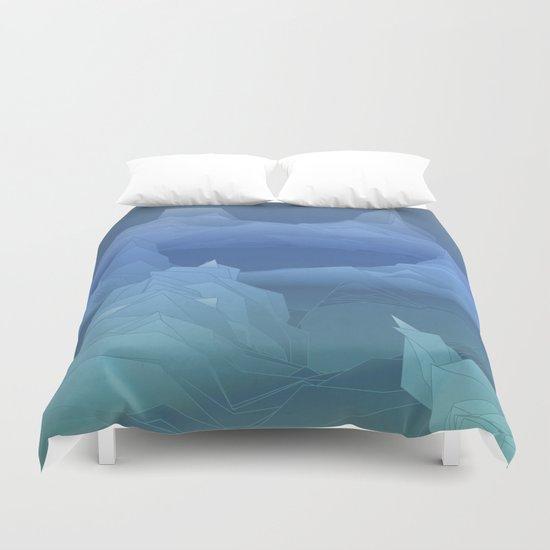 Antarctica Duvet Cover