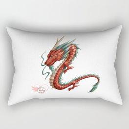 Dragon pure Rectangular Pillow