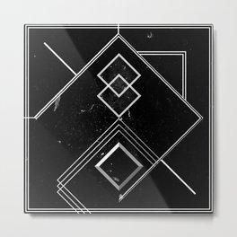 Void III Metal Print