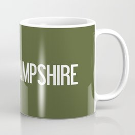 New Hampshire Moose Coffee Mug