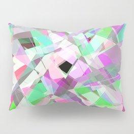 intentional. candy cane Pillow Sham