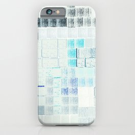 Iglu - Abstract Scandinavian Minimalism iPhone Case