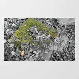 Mossy Stump Rug