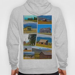 Country View Barns Hoody