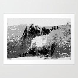 Experimental Photography#16 Art Print
