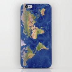 A Beautiful World  iPhone Skin