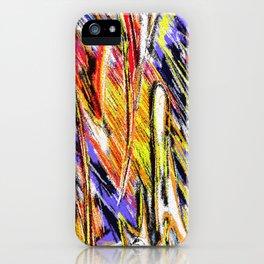 Matt Texture 4 - Dawn iPhone Case