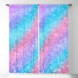 Rainbow Princess Glitter #2 #shiny #decor #art #society6 Blackout Curtain