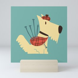 Scottish  Terrier - My Pet Mini Art Print