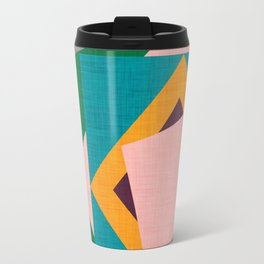 Kilim Flower grey Travel Mug