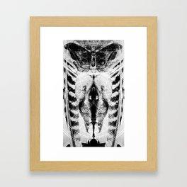 Metamorphine Framed Art Print