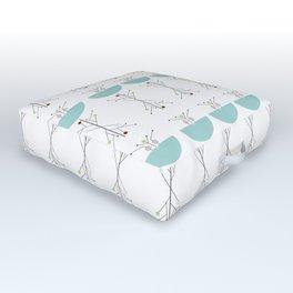 Fresh New World Outdoor Floor Cushion