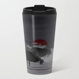 Time Walk Travel Mug