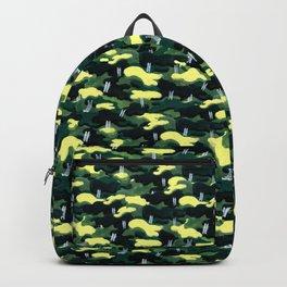 Camo Metropolis Backpack