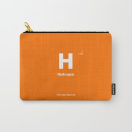Hydrogen Carry-All Pouch