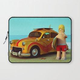 Surf Dude Laptop Sleeve