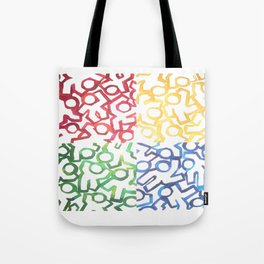 Stop, Yield, Go, Party Tote Bag