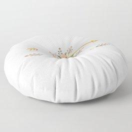 first mom now nana  new nana mors day gifts  Floor Pillow