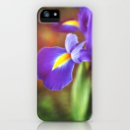 Spring Royalty iPhone Case