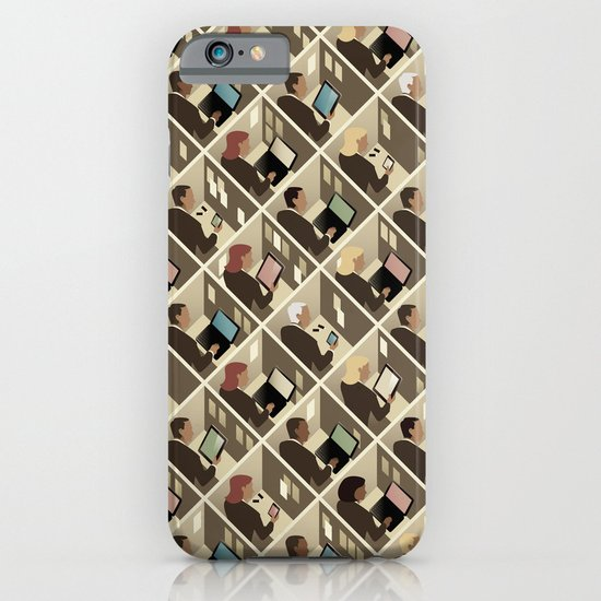 Cubicles iPhone & iPod Case